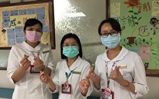 童言童語謝醫護 防疫前線守護民眾健康