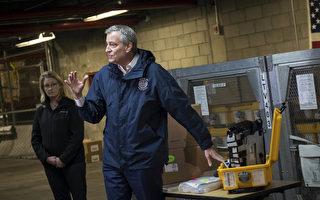 聯邦速援紐約市2千台呼吸機  只能撐到4月初