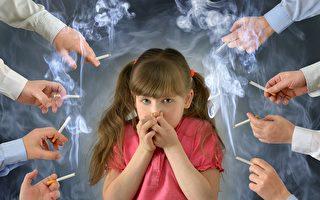 """研究:接触""""三手烟""""也具有健康风险"""
