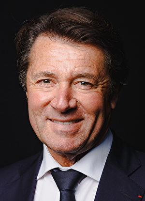 尼斯市長克里斯蒂安·埃斯特羅西(Christian Estrosi)。(Cheep88/Wikimedia commons)