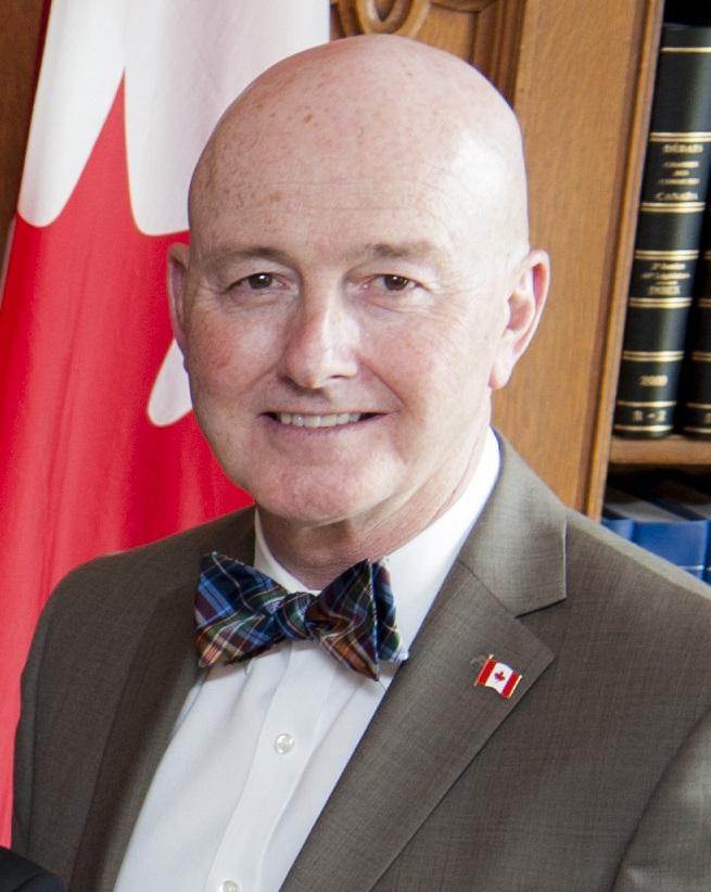 國際人權與宗教自由影子部長、國會議員大衛‧斯威特(David Sweet)