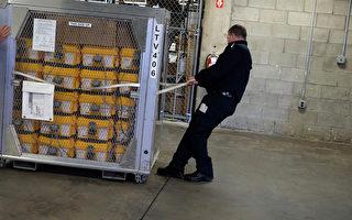 【纽约疫情3.24】美政府再派4千台呼吸机 2天内送达