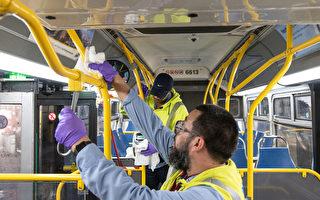 中共病毒蔓延期間   舊金山交通局暫用巴士取代地鐵車輛