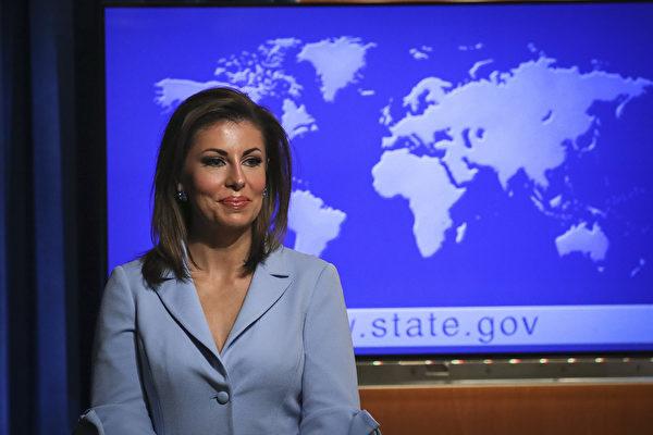 华春莹找上美国务院发言人辩论 又遭漏底