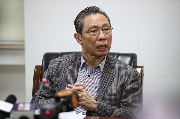 杨威:钟南山又被摆上台 疫情要失控?