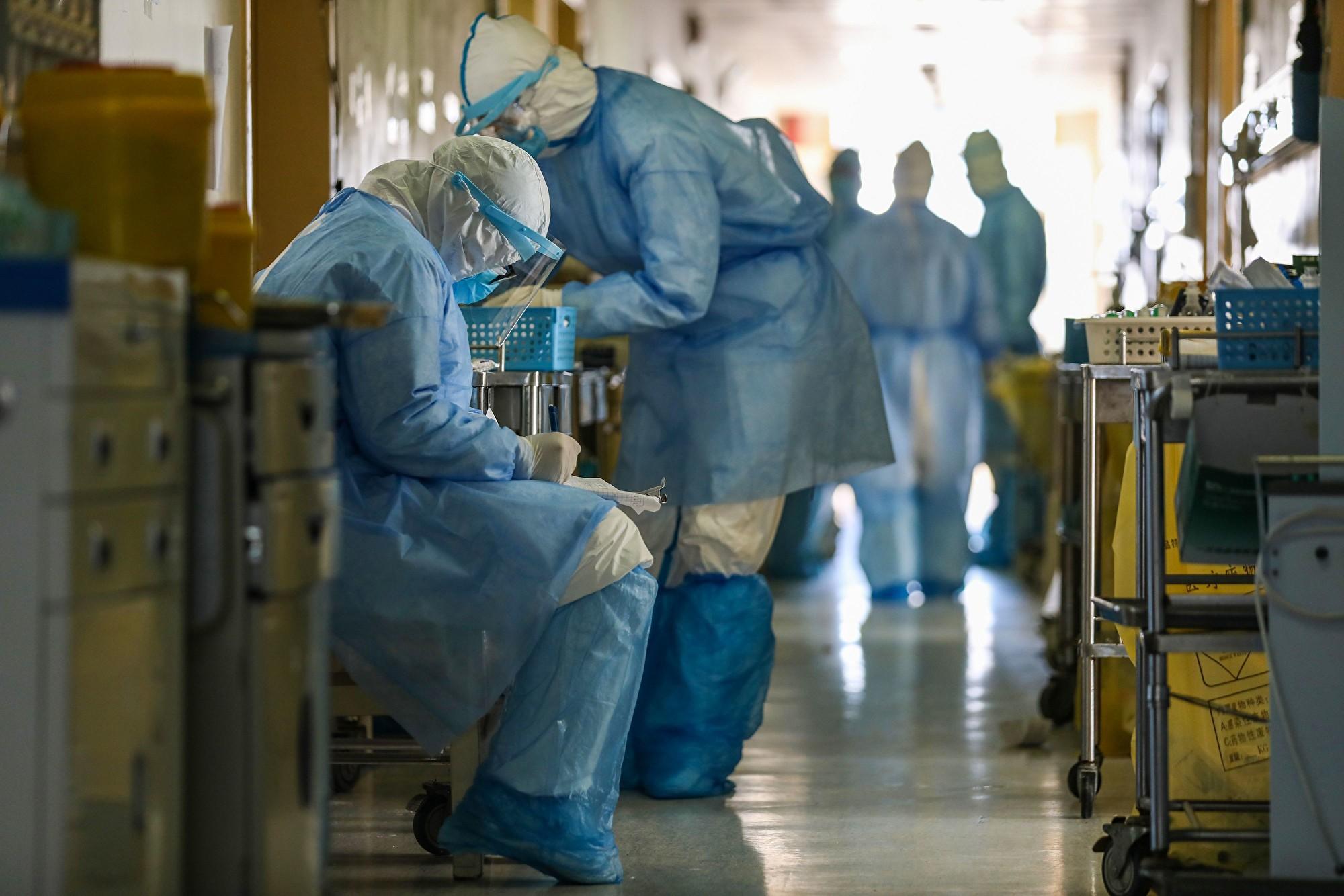 新冠壓垮中共醫療系統 其他重症者求醫無門