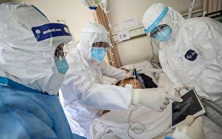 一些新冠肺炎(COVID-19)病人治癒後出現肺纖維化,新冠肺炎可能帶來哪些後遺症?(STR/AFP via Getty Images)