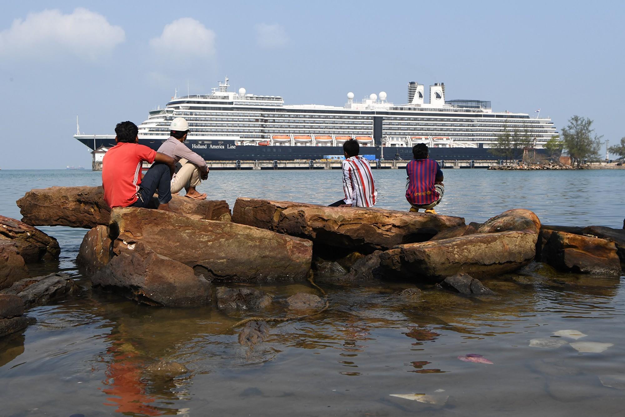 乘船遊湄公河 三名英國人感染中共肺炎