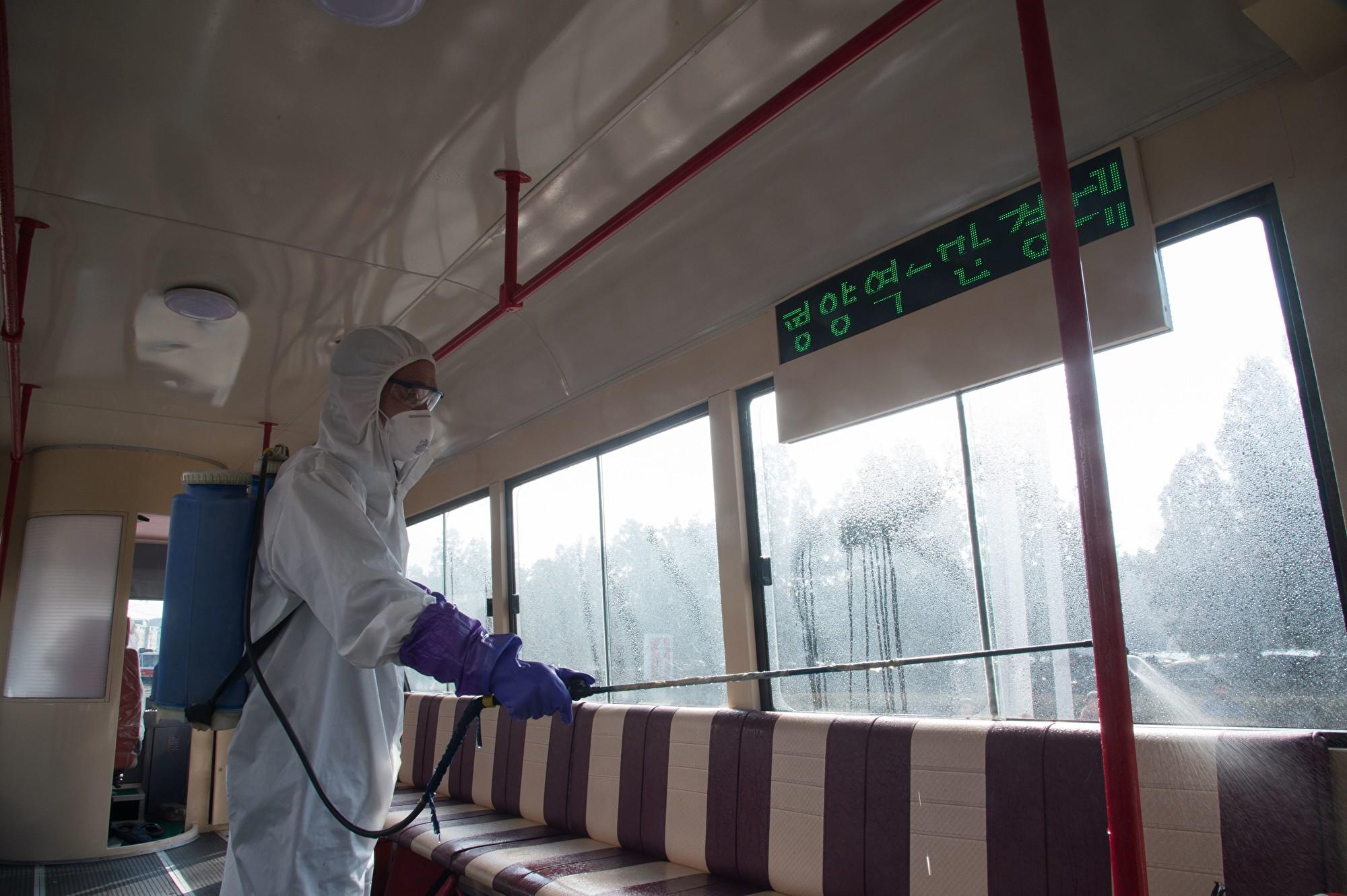 傳北韓中共肺炎疑似病人二十三人死亡