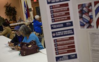 民主黨初選超級星期二 拜登桑德斯競爭激烈