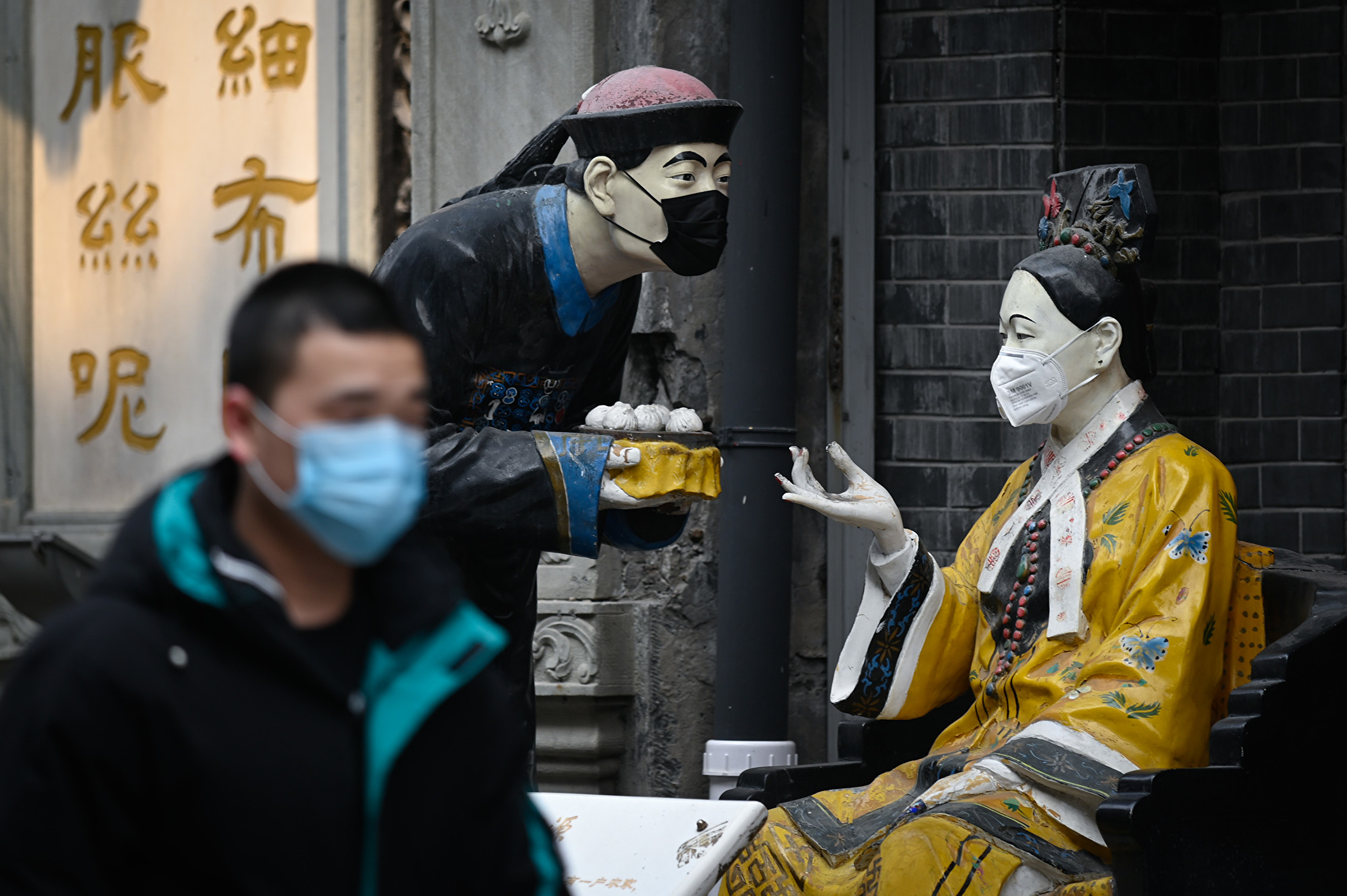中共肺炎衝擊 中國中小型服務業難以為繼