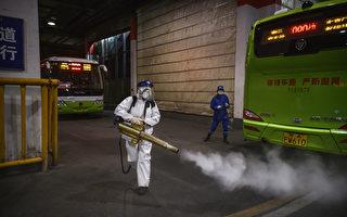 湖南公交车13人染疫 研究:病毒可传4.5米