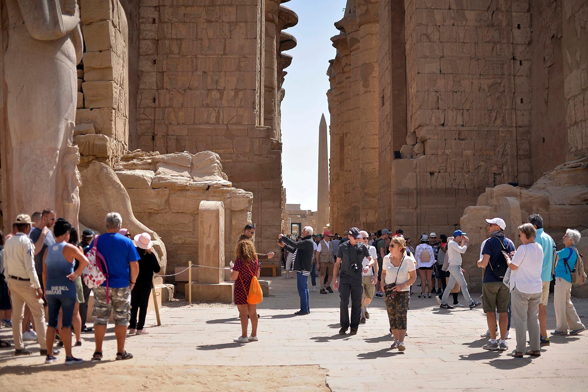 德國遊客去埃及旅遊 死於中共肺炎