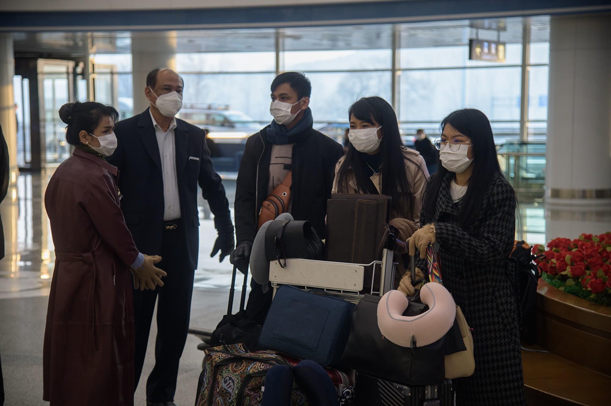 北韓解除中共肺炎隔離令 多國使館關門撤人