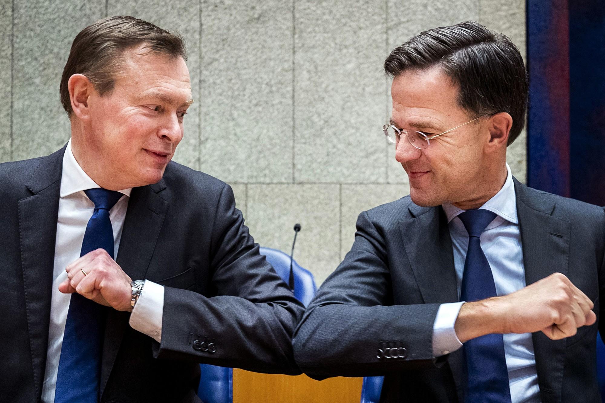荷蘭中共肺炎疫情升級 單日新增190病例 增5死