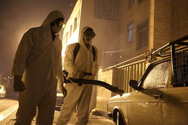 伊朗中共肺炎死亡 單日增113 國會議員8%感染