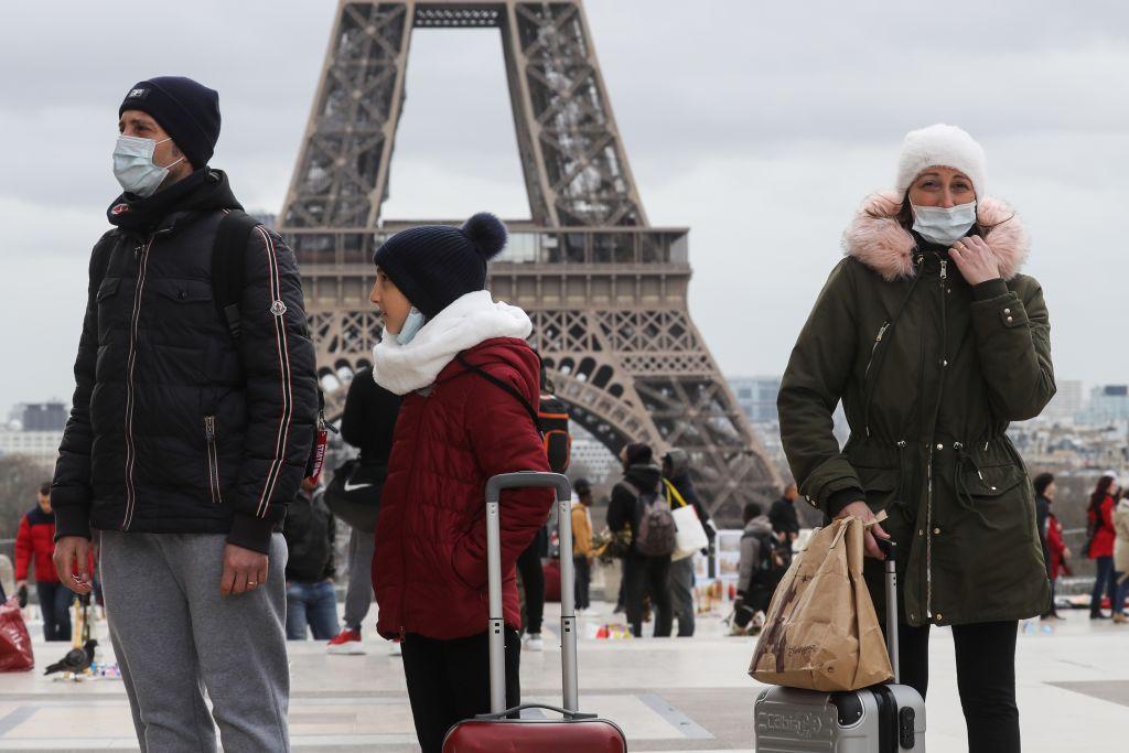 法國疫情透視 中共病毒首攻武漢友好城市