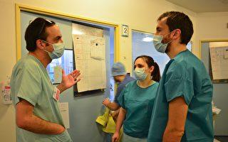 巴黎公立醫院逾六百醫護染疫 四成是醫生