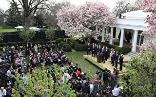 美国进入紧急状态 政府和民间超高效合作