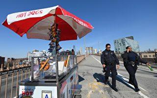 """纽约警局: 疫情""""红色区""""不得举行抗议活动"""