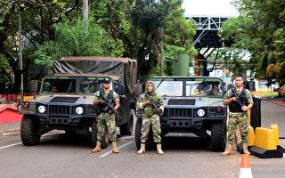 组图:疫情持续扩散 巴西宣布关闭陆地边界