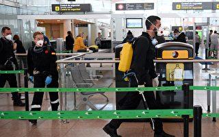 西班牙死亡人数暴升 政府将延长紧急状态