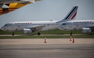【法國疫情3.29】法航空運百噸藥用品抵法