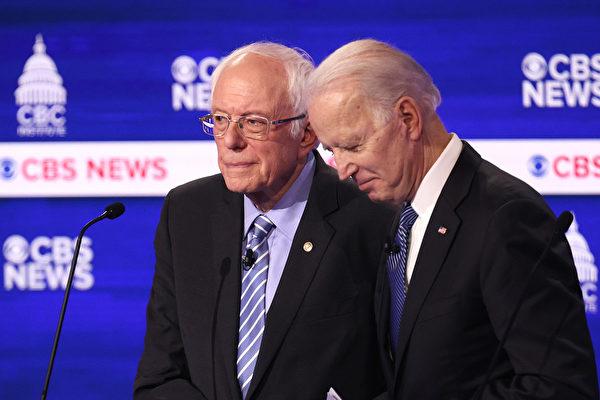 拜登再奪4州選票 離民主黨總統提名人不遠