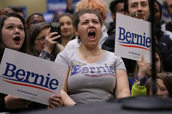桑德斯主張社會主義 為何在年輕人中有市場?