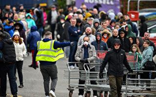防病毒擴散 英國超市採取更多措施
