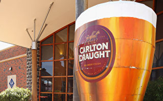 回馈社会 澳啤酒巨头捐数万升洗手液