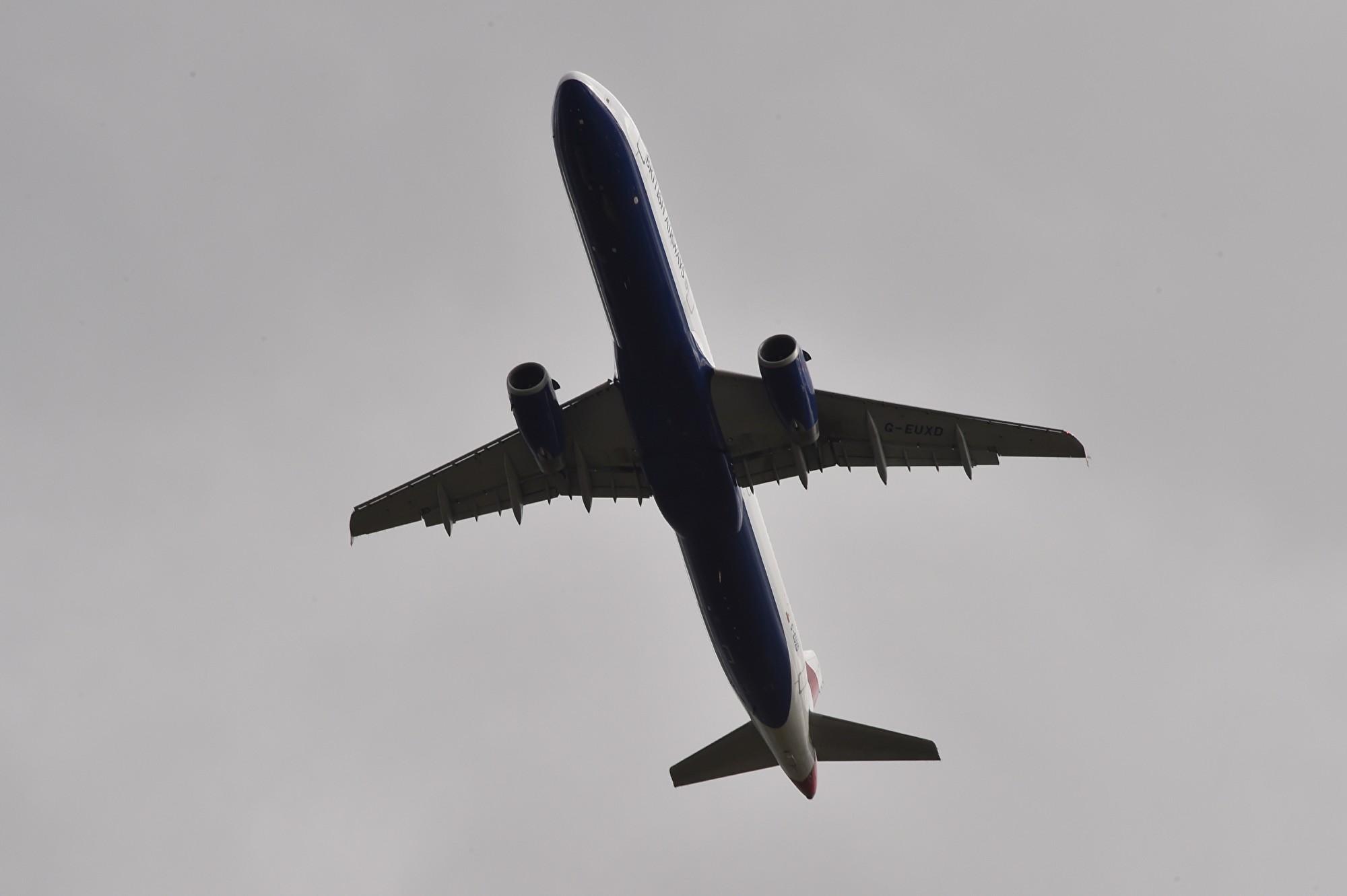 疫情下歐洲航空公司被迫經營無乘客航班