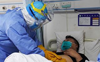 感染了武汉肺炎以后,病人有三种较常见的反应。(STR/Getty Images)