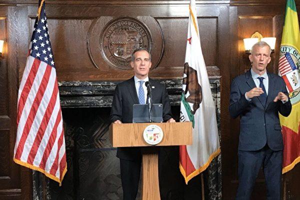 洛杉矶封城了?请看市政府新规则