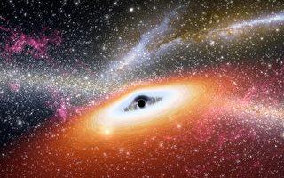 宇宙中發生史上最大爆炸 留下一個巨大凹口