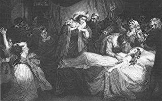 羅密歐朱麗葉的愛情悲劇與中世紀瘟疫