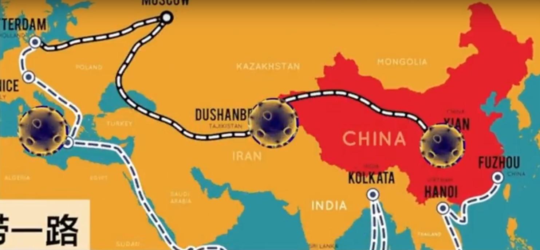 中共病毒進入歐亞 「一帶一路」變「一帶疫路」