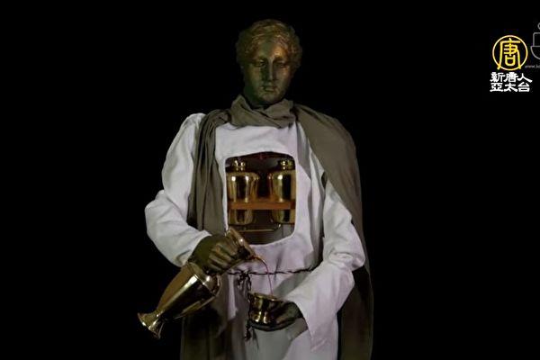 古希臘高科技 機器人、自動門、鬧鐘真實重現
