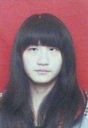 武漢女生包玲於2018年4月23日失蹤。(網絡圖片)