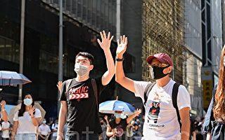香港侨民:港人防疫自救