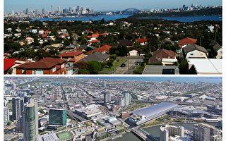 悉尼和墨尔本以外房价也上涨 但增速缓慢