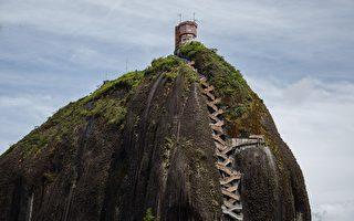 世界最陡房屋650英尺岩石上  客:很累但值得