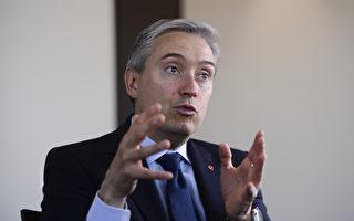 加拿大外交部長現流感症狀 在等病毒檢查結果