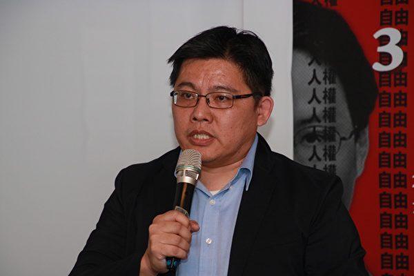 李明哲被關3年 台立委:中共政權也太脆弱