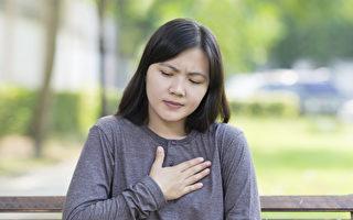 胸痛不要忍!4個特徵揭疾病徵兆