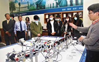 亚大招手学测满级分学生 首设AI奖学金