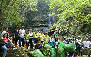 桃米淨溪永續環境 鼓勵走出戶外防疫森呼吸