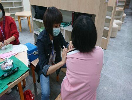 竹县公费HPV疫苗开打3000位国中女生受惠