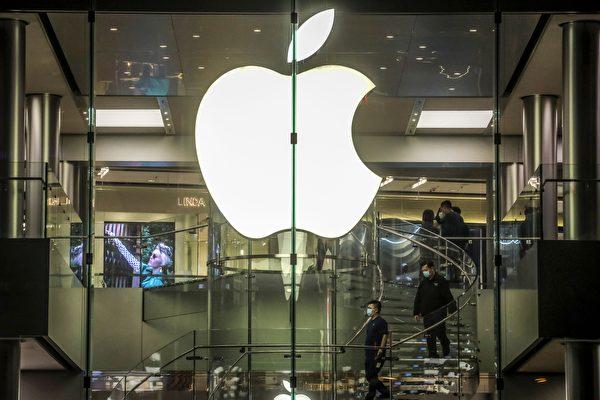 蘋果在印度推出首個在線商店。(VIVEK PRAKASH/AFP via Getty Images)