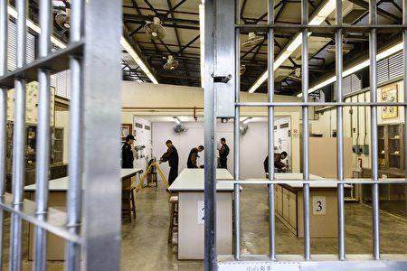 """近日武汉监狱被爆出,狱中有近400人被标记为""""无名氏"""",外界质疑可能是研制疫苗的人体实验对像。图为监狱示意图。"""